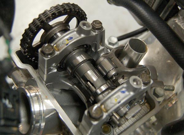 IP Engine TopEndRebuild 16 CRF250R