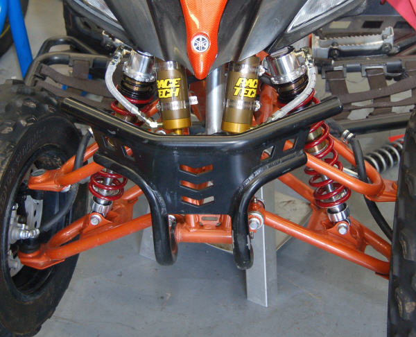 raptor front suspension
