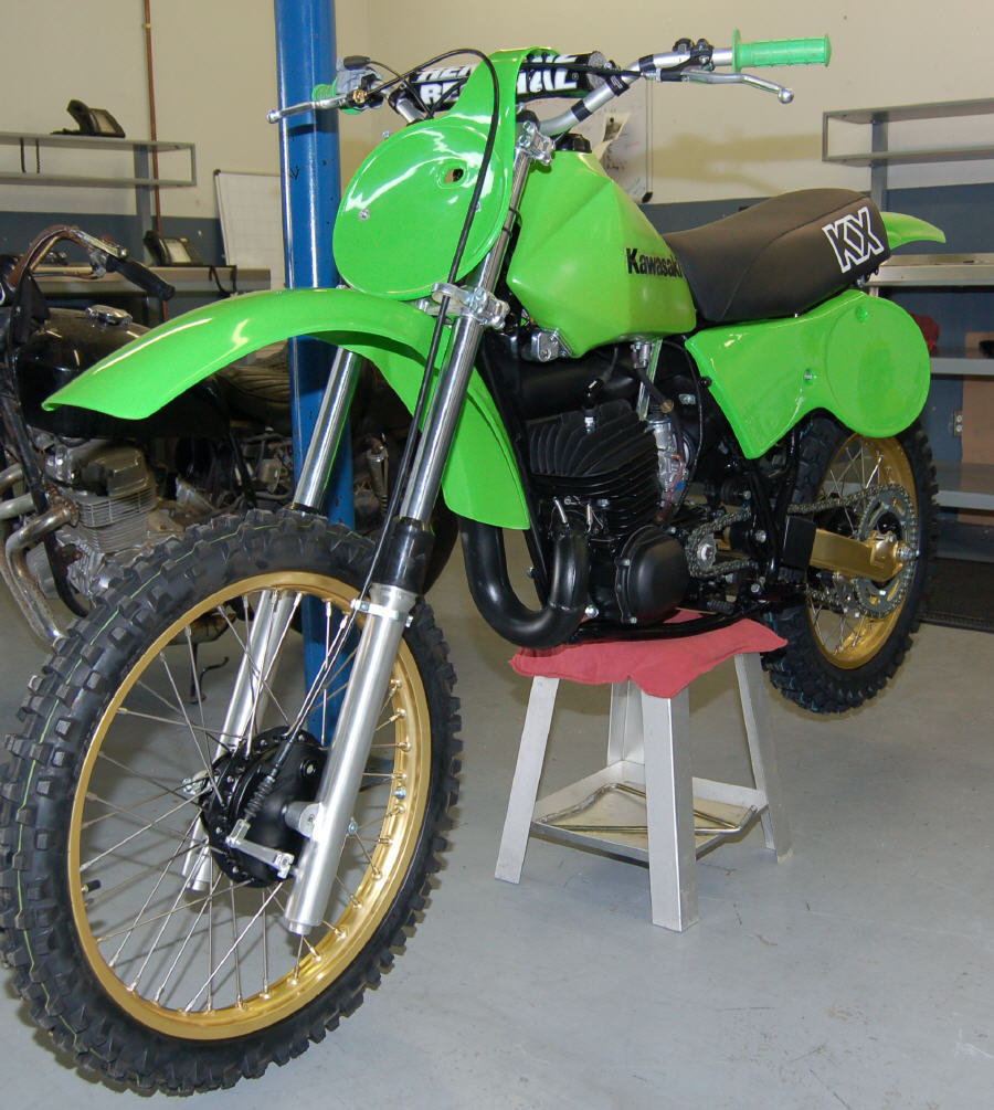 79 KX250