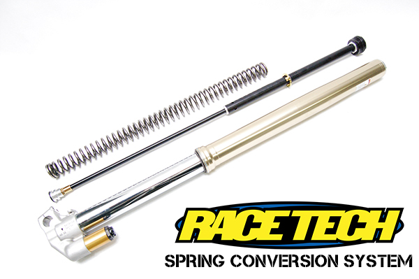 Race Tech Spring Conversion System for Showa TAC Forks